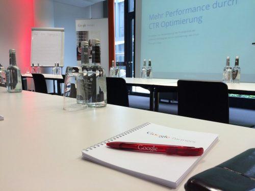 AdWords Optimierungs-Training für Fortgeschrittene Google Partner in München