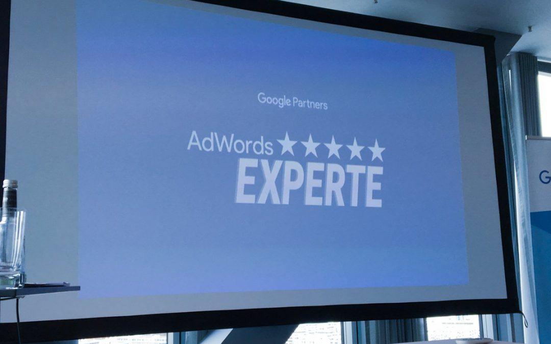 3 tägiges Bootcamp zur Zertifizierung als AdWords-Experte