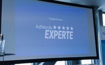 AdWords-Experte – 6 Zertifizierungen auf einen Streich!