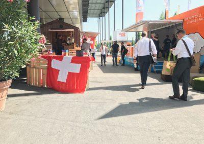 SuisseEMEX in Zürich - größte Marketingmesse in der Schweiz