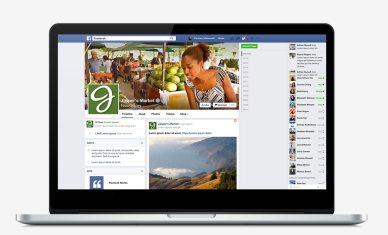 Facebook Unternehmensseiten und Social Ads