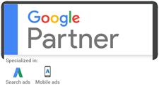 Die MARKTPRAXIS ist zertifizierter Google Partner