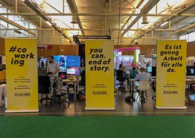 MARKTPRAXIS mit der Gelben Fabrik auf der Dienstleistungsbörse in Dornbirn 4