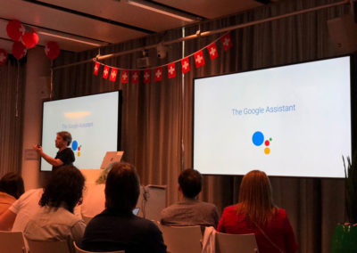 Google Dance - Yariv Adan talks about Google Assistant